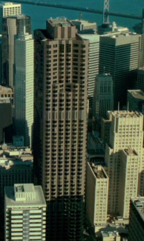 Unknown Actor with 555 California Street San Francisco, California in If I Stay