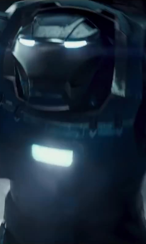 """Ryan Meinerding (Concept Artist) Iron Man Mark 38 """"Igor"""" in Iron Man 3"""