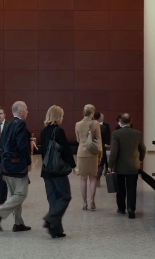Rachel McAdams with Latico Leathers Festival Tote Bag in Spotlight
