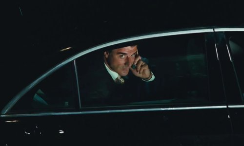 Chris Noth with Mercedes-Benz 2010 S-Class S63 Sedan in Sex and the City 2
