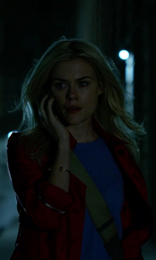 Rachael Taylor with Boss 'Fedore' Wool Sweater in Jessica Jones