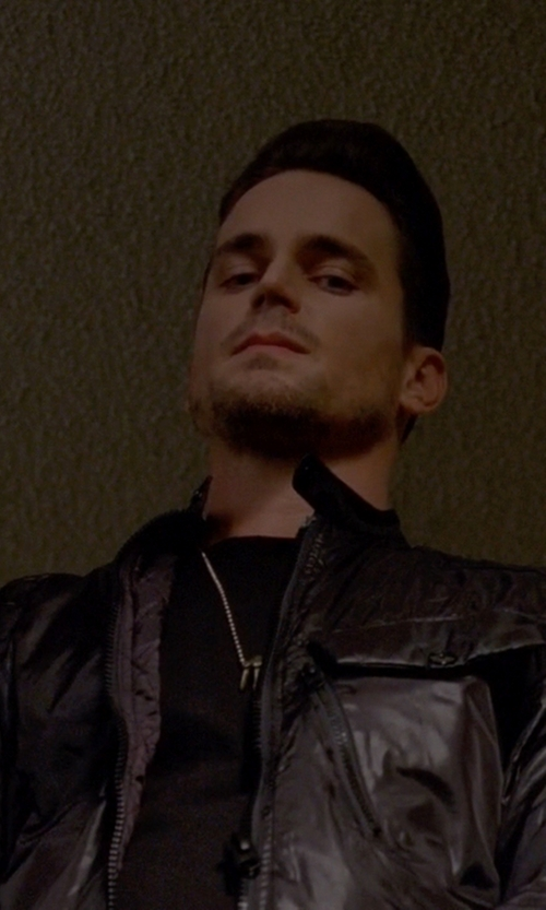 Matt Bomer with Jack Spade 'Collins' Jacket in American Horror Story