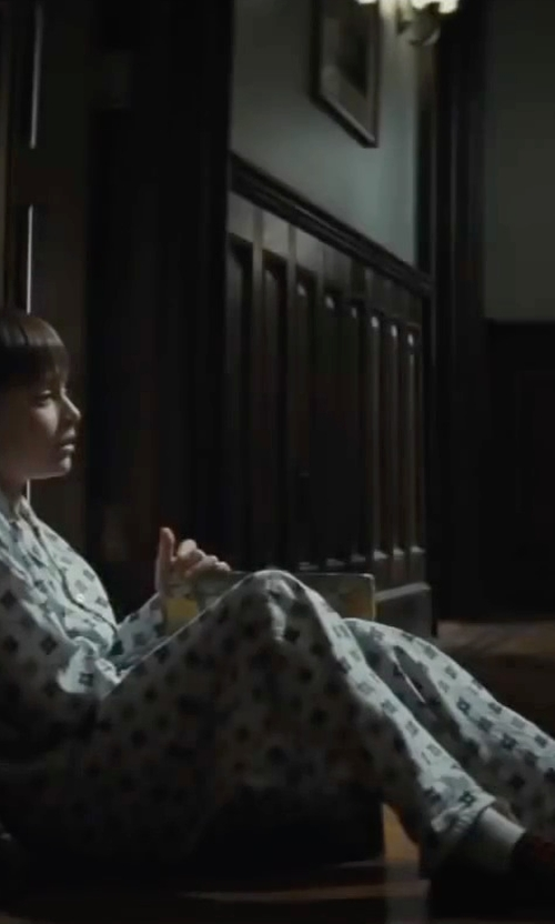 Noah Schnapp with Robes King Sleepwear Big Boys Broadcloth Woven Pajama Set in Bridge of Spies