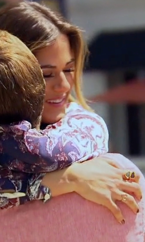 JoJo Fletcher with Robyn Rhodes Andi Ring in The Bachelorette