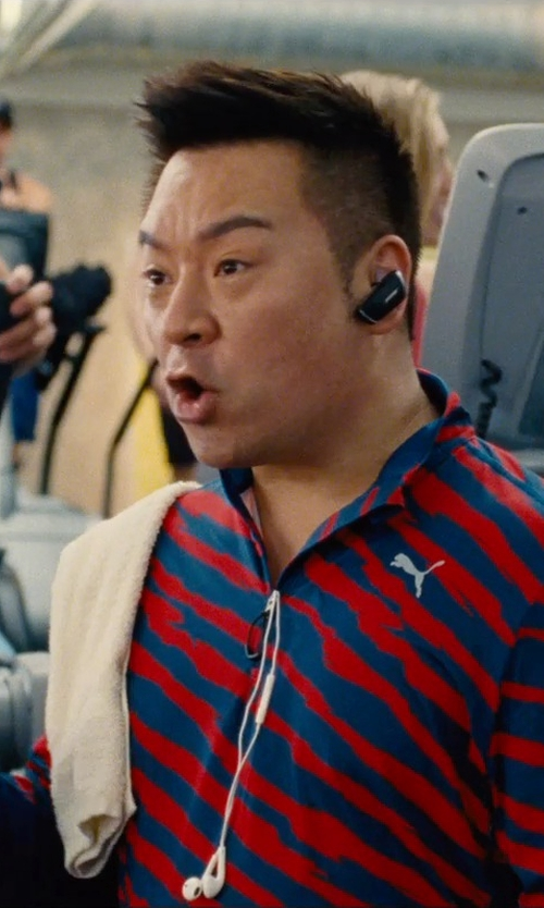 Rex Lee with Bose Bluetooth Headset Series 2 - Right Ear in Entourage