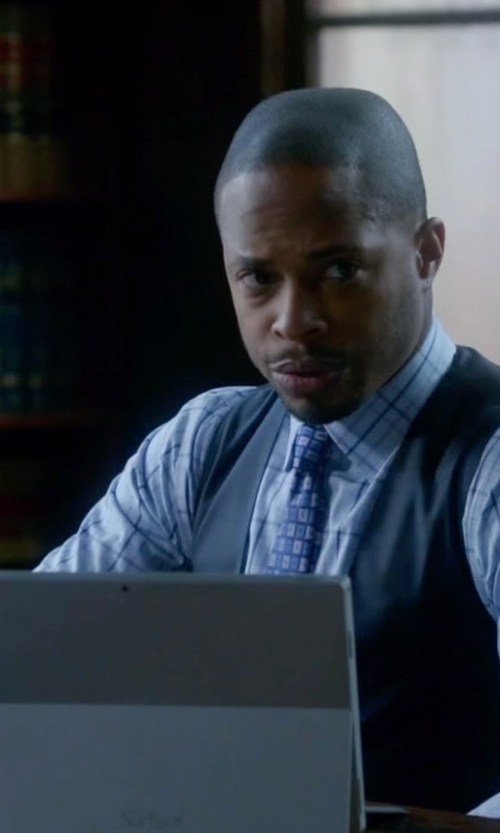Columbus Short with John W. Nordstrom Trim Fit Plaid Dress Shirt in Scandal