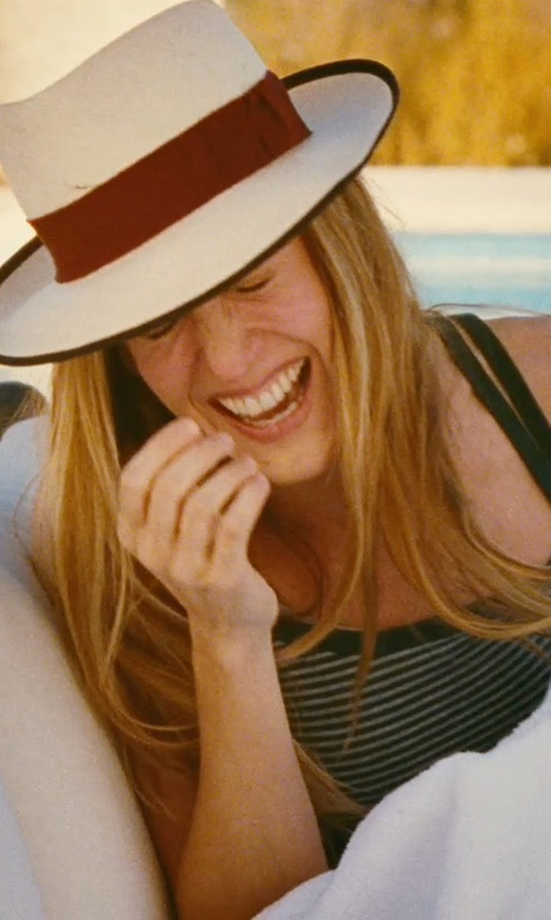 Sarah Jessica Parker with Hermes Women's Hat in Sex and the City