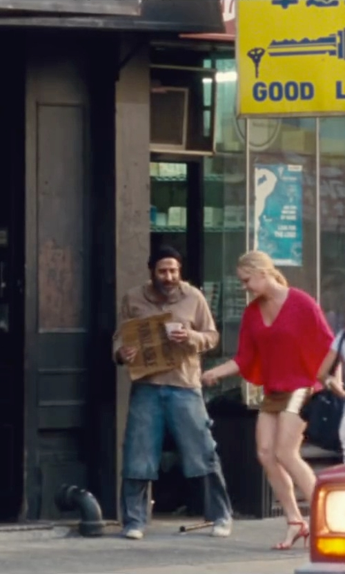 Dave Attell with Converse Chuck Taylor Canvas Sneakers in Trainwreck