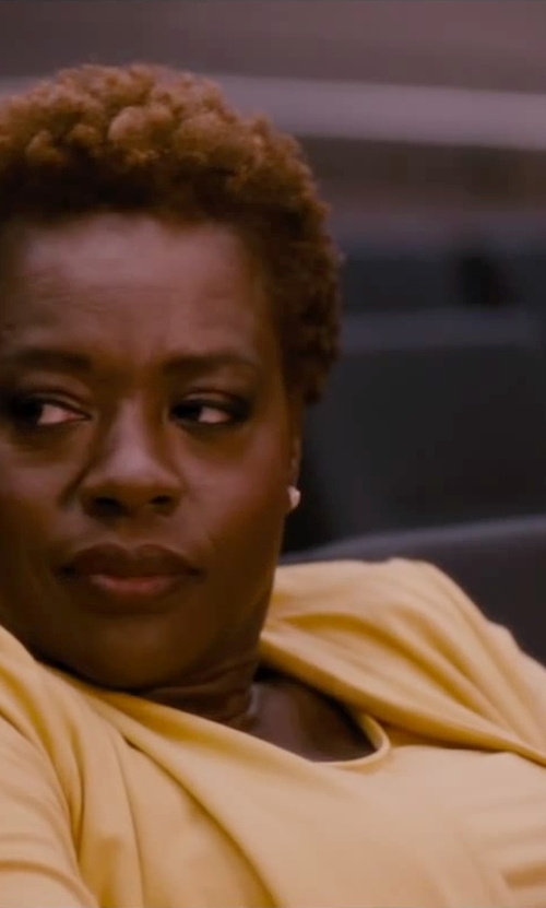 Viola Davis with Misook Amy Tank Top in The Disappearance of Eleanor Rigby