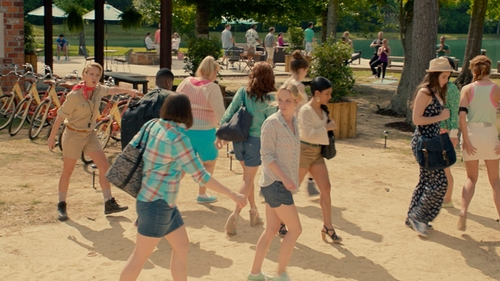 Anna Camp with Hi-Tec Altitude Hiking Boot in Pitch Perfect 2