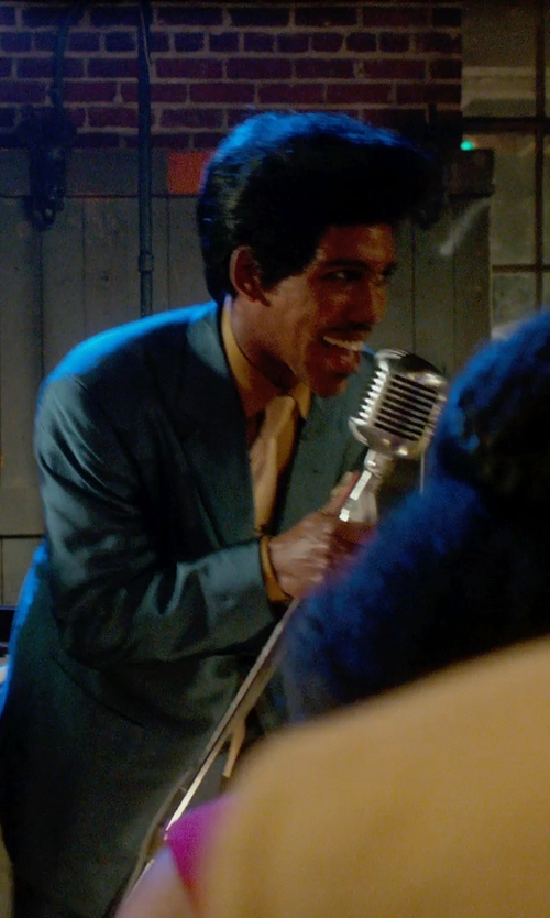 Unknown Actor with Frank & Eileen Paul Linen Shirt in Get On Up