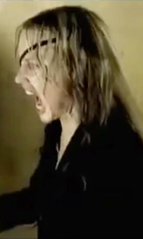 Daryl Hannah with Jones New York Olivia Soild Two-Button Jacket in Kill Bill: Vol. 2
