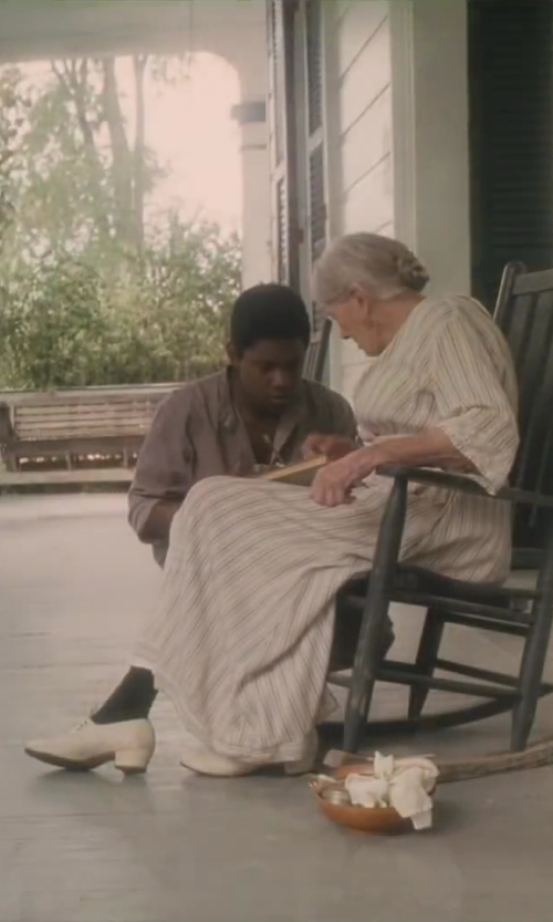 Vanessa Redgrave with DKNY Opaque Microfiber Knee High Socks in Lee Daniels' The Butler