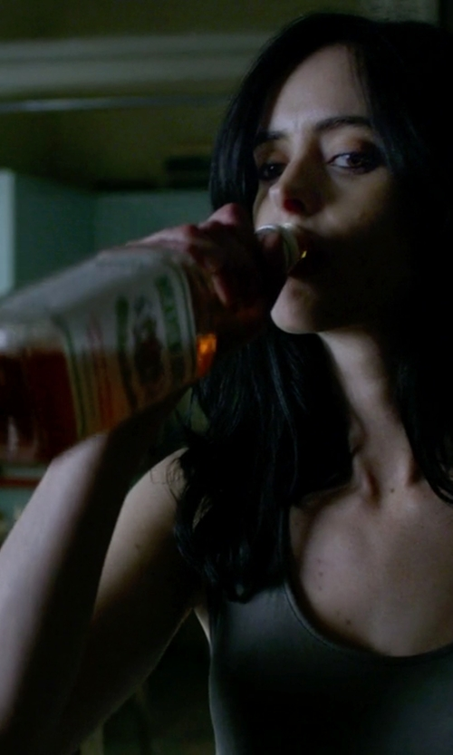 Krysten Ritter with Heaven Hill Bourbon Whiskey in Jessica Jones