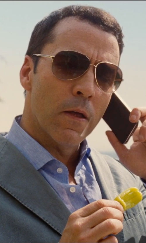 Jeremy Piven with HTC One M8 Phone in Entourage