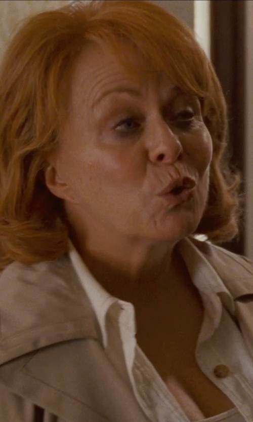 Jacki Weaver with Cosabella Talco Long Camisole in Silver Linings Playbook