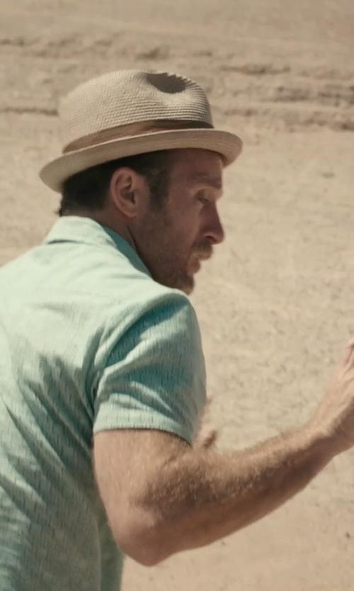 Scott Caan with Miansai Layered Band Ring in Rock The Kasbah