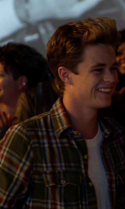 Harrison Gilbertson with Royal Robbins Leadville Flannel Dress Shirt in Need for Speed