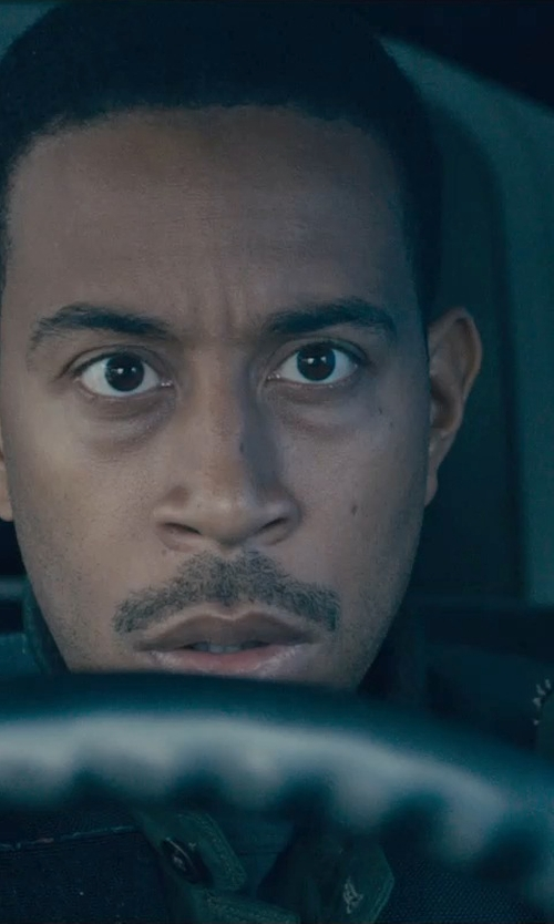 Ludacris with Diesel Wieter Quilted Bomber Jacket in Furious 7