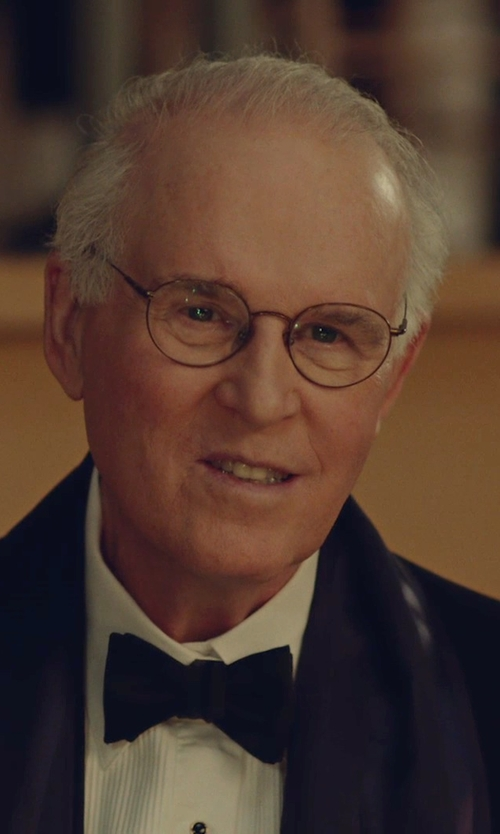 Charles Grodin with Dalix Oval Frames Prescription Eyeglasses in While We're Young