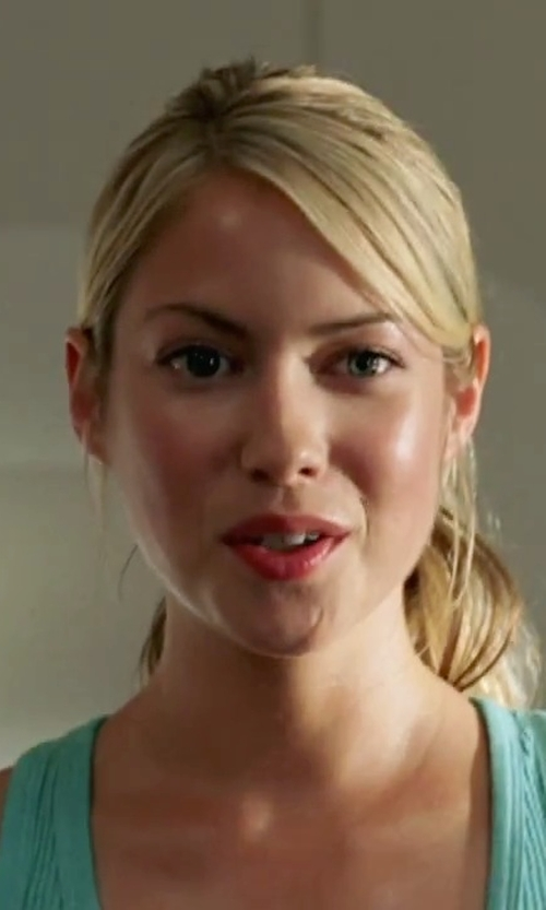 Laura Ramsey with Mossimo Supply Co. Long & Lean Tank Top in She's The Man