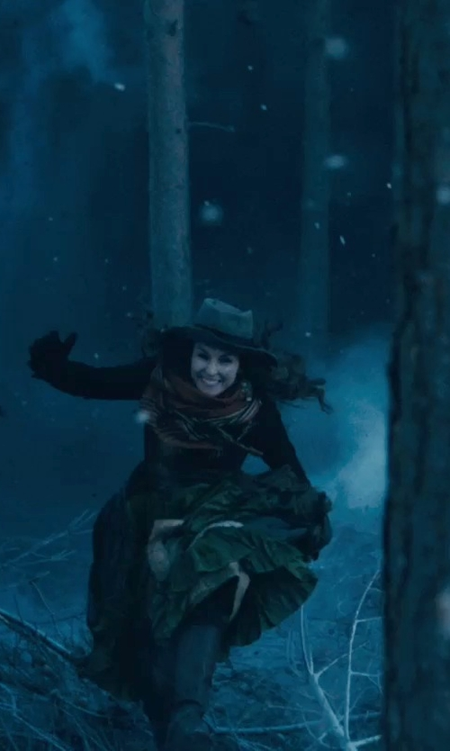 Noomi Rapace with Lola Hats Rabbit Felt Hat in Sherlock Holmes: A Game of Shadows