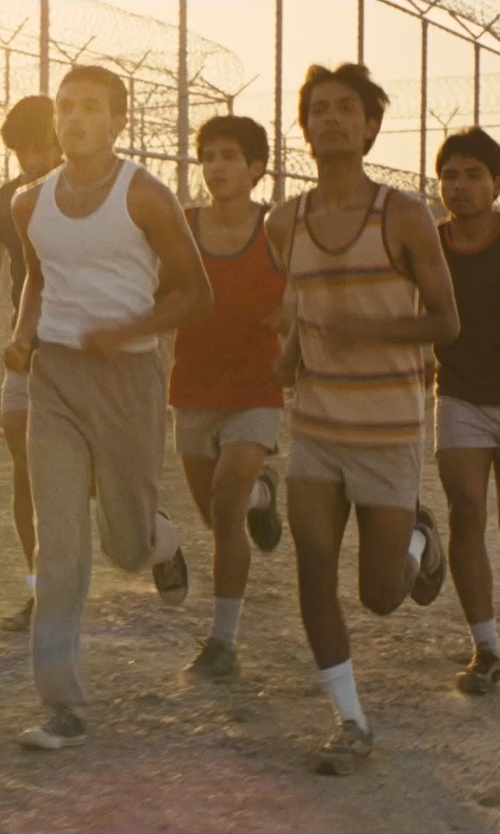 Hector Duran with Buy Cool Shirts Mens Ringer Tank Top in McFarland, USA