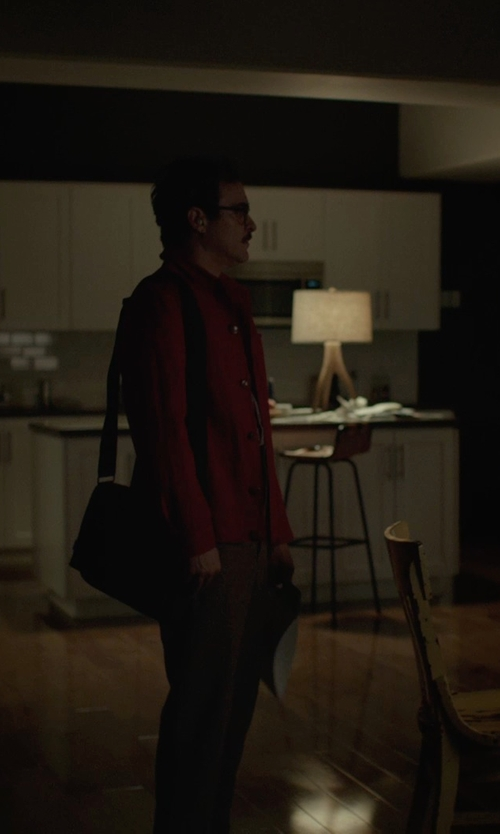 Joaquin Phoenix with Crestview Table Lamp in Her