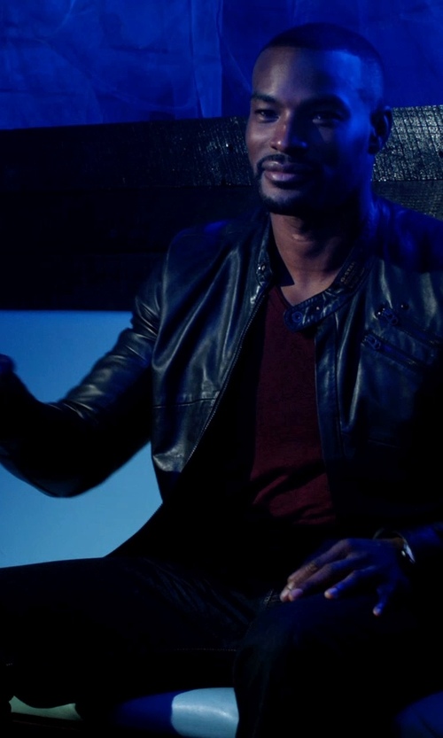 Tyson Beckford with Ralph Lauren Slim-Fit Selvedge Jean in Addicted