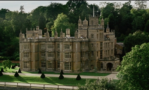 Unknown Actor with Englefield House Berkshire, United Kingdom in X-Men: Days of Future Past