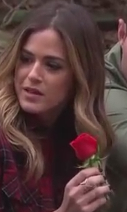JoJo Fletcher with Robyn Rhodes Felice Ring in The Bachelorette