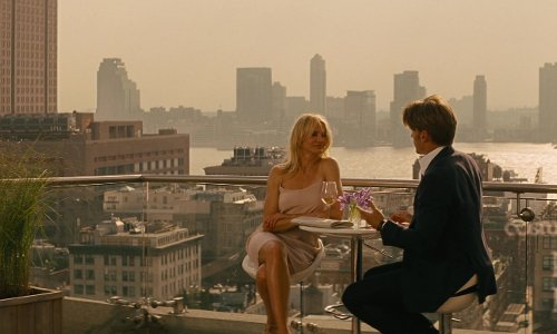 The James Hotel New York City, New York in The Other Woman