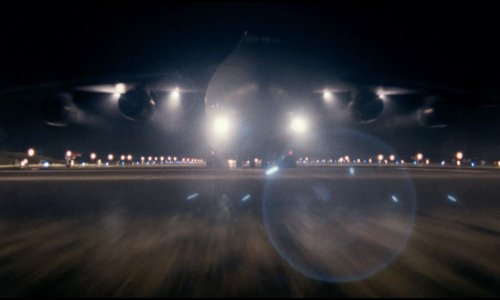 Unknown Actor with Antonov AN-124-100 Ruslan Transport Airplane in Fast & Furious 6