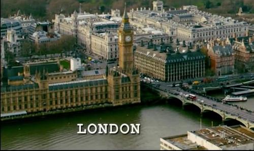 Unknown Actor with Big Ben London, United Kingdom in Survivor