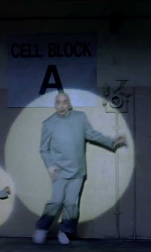 Mike Myers with Stacy Adams Soto Shoes in Austin Powers in Goldmember