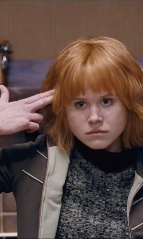 Alison Pill with The North Face 'Calentito 2' Soft Shell Jacket in Scott Pilgrim Vs. The World