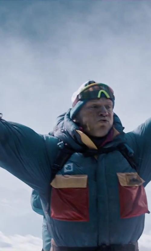 Ingvar Eggert Sigurðsson with Mountain Hardwear Carillion Dry.Q Elite Jacket in Everest