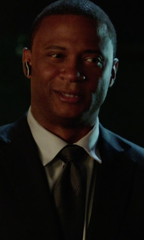 David Ramsey with Polo Ralph Lauren Cotton Shirt in Arrow