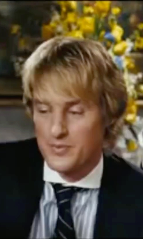 Owen Wilson with Ted Baker London 'John' Trim Fit Wool Suit in Wedding Crashers