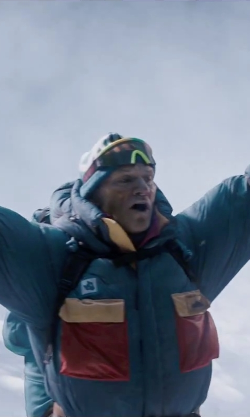 Ingvar Eggert Sigurðsson with High Sierra Titan  Backpack in Everest