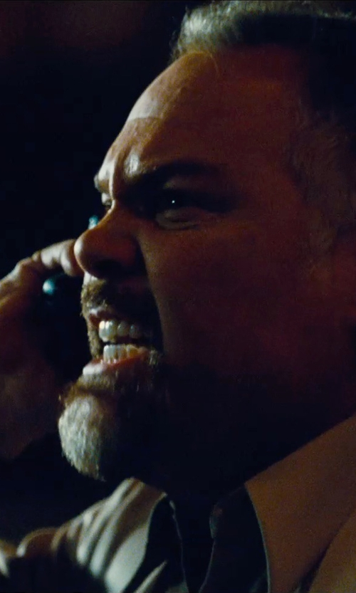 Vincent D'Onofrio with Fossil Grant Chronograph Watch in Jurassic World