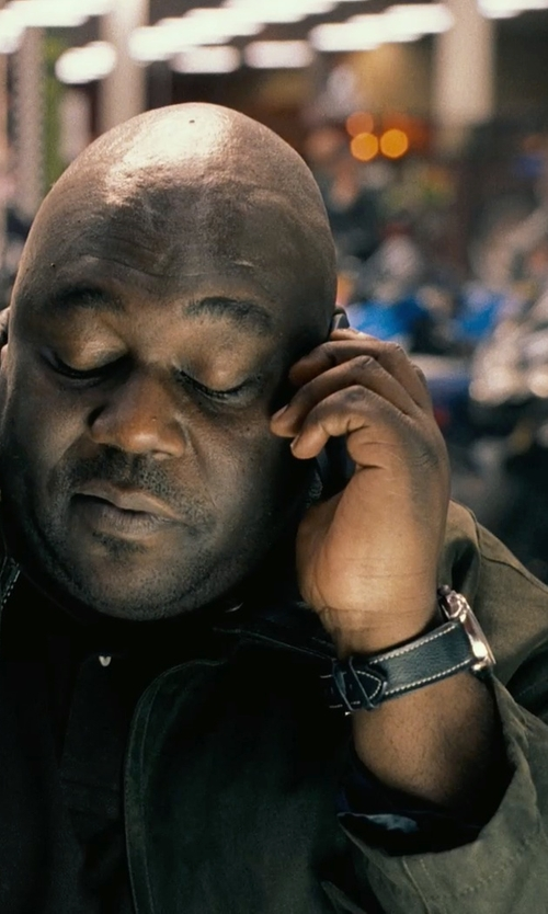 Faizon Love with Luminox 'Land - Atacama Field' Leather Strap Watch in Couple's Retreat