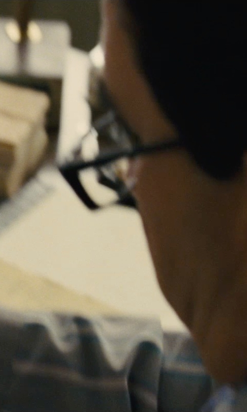 Valente Rodriguez with Private Eyes Men's Duggan Reading Glasses in McFarland, USA