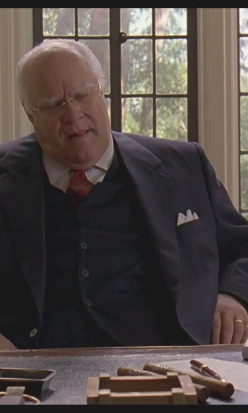 David Huddleston with PriceRock European Comfort-Fit Wedding Band in The Big Lebowski