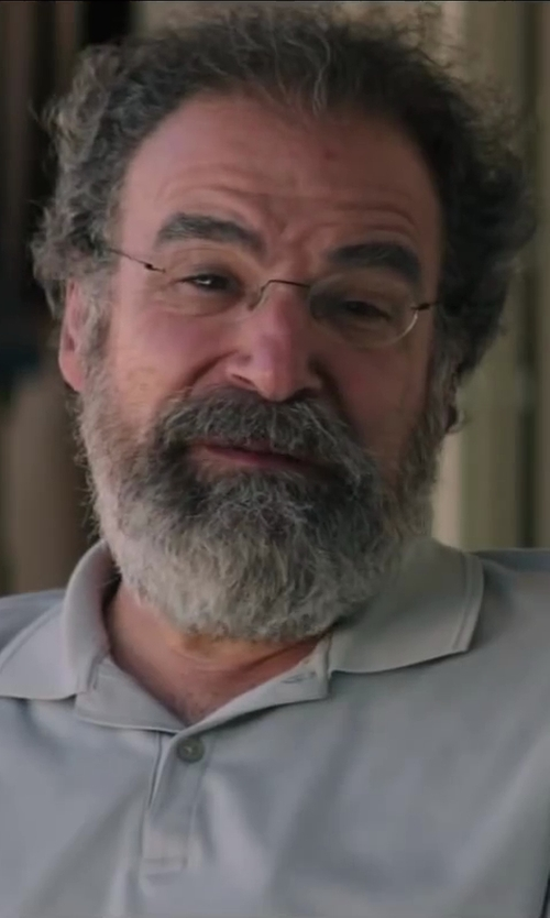 Mandy Patinkin with GlassesUSA Rome Gunmetal Eyeglasses in Wish I Was Here