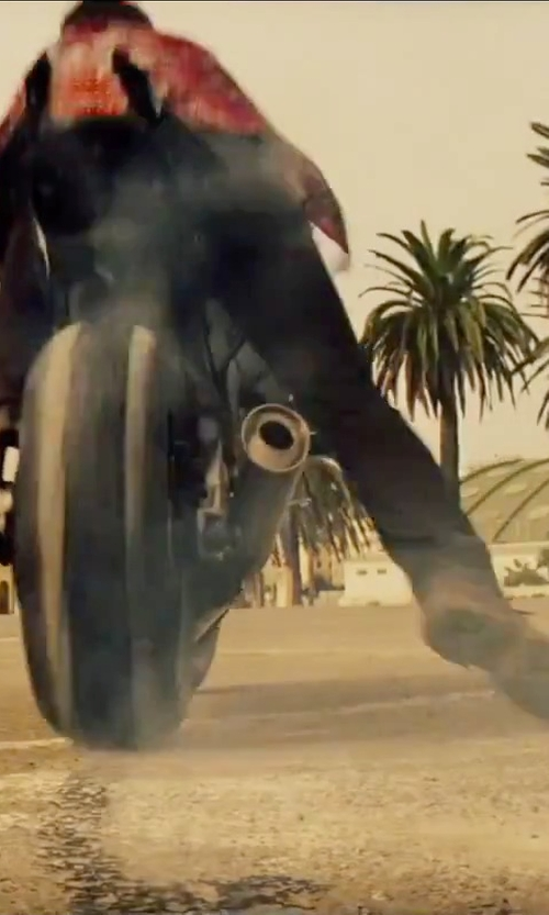 Tom Cruise with Acne Studios Tailored Slim Chino Pants in Mission: Impossible - Rogue Nation