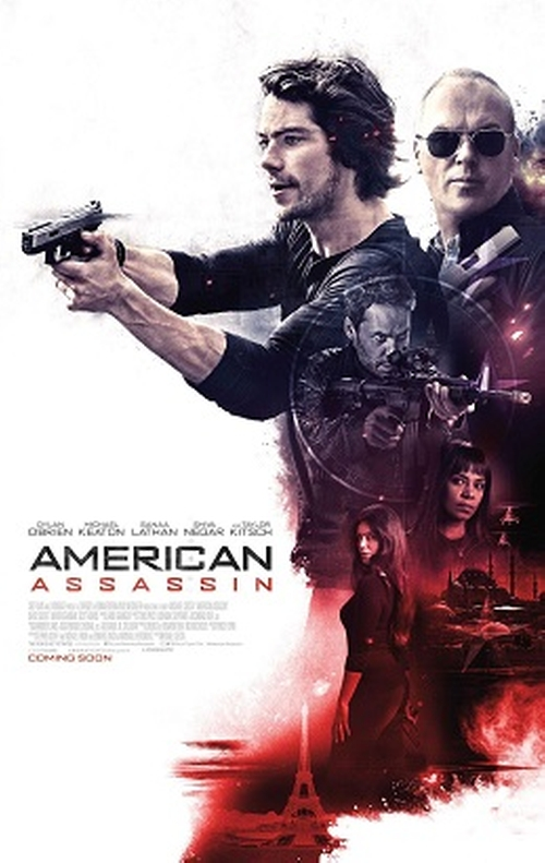American Assassin Fashion and Locations