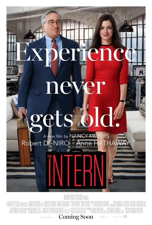 The Intern Fashion and Locations