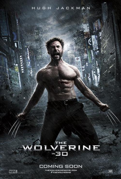 The Wolverine Fashion and Locations