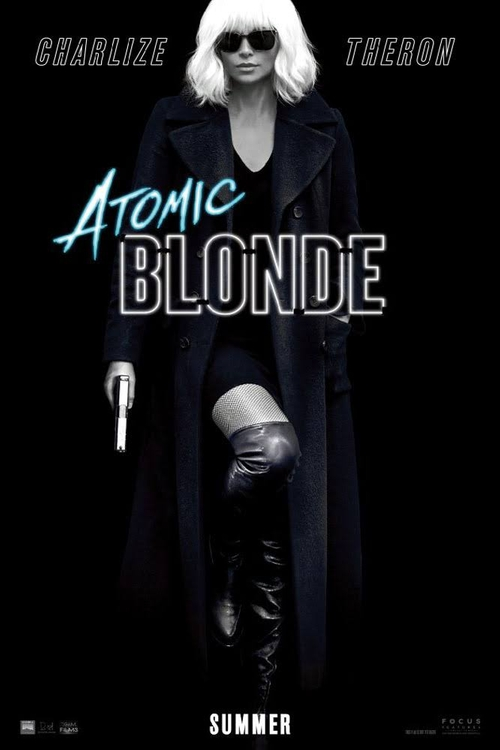 Atomic Blonde Fashion and Locations